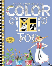 Mary Engelbreit's Color ME Too Coloring Book av Mary Engelbreit (Heftet)