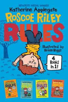 Roscoe Riley Rules 4 Books in 1! av Katherine Applegate (Innbundet)