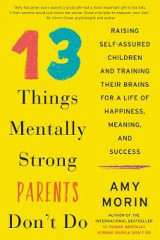 Omslag - 13 Things Mentally Strong Parents Don't Do