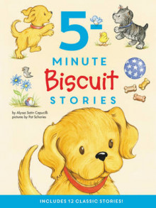 Biscuit: 5-Minute Biscuit Stories av Alyssa Satin Capucilli (Innbundet)