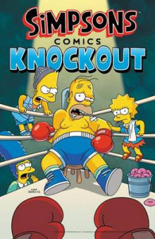 Simpsons Comics Knockout av Matt Groening (Heftet)