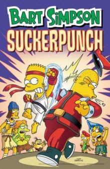 Bart Simpson Suckerpunch av Matt Groening (Heftet)