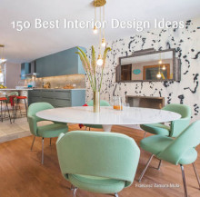 150 Best Interior Design Ideas av Francesc Zamora (Innbundet)