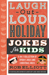 Omslag - Laugh-Out-Loud Holiday Jokes for Kids