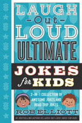 Omslag - Laugh-Out-Loud Ultimate Jokes for Kids