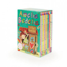 Amelia Bedelia 10-Book Chapter Book Box Set av Herman Parish (Heftet)