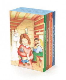 Little House 4-Book Box Set av Laura Ingalls Wilder (Heftet)