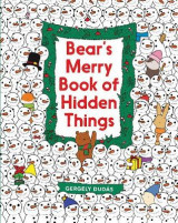 Omslag - Bear's Merry Book of Hidden Things