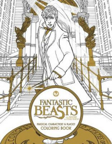 Fantastic Beasts and Where to Find Them av Harpercollins Publishers (Heftet)