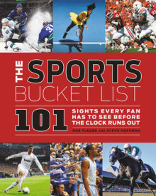 The Sports Bucket List av Rob Fleder og Steven Hoffman (Innbundet)