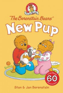 The Berenstain Bears' New Pup av Jan Berenstain (Innbundet)