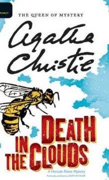 Death in the Clouds av Agatha Christie (Innbundet)