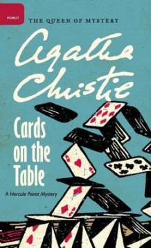 Cards on the Table av Agatha Christie (Innbundet)