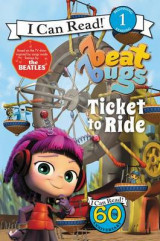 Omslag - Beat Bugs: Ticket to Ride