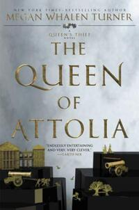 The Queen of Attolia av Megan Whalen Turner (Heftet)