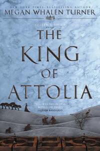 The King of Attolia av Megan Whalen Turner (Heftet)