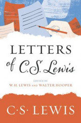 Omslag - Letters of C. S. Lewis