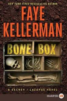 Bone Box [Large Print] av Faye Kellerman (Heftet)