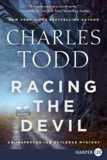 Racing The Devil [Large Print] av Charles Todd (Heftet)