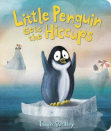 Omslag - Little Penguin Gets the Hiccups Board Book