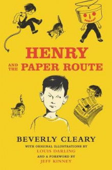 Henry And The Paper Route av Beverly Cleary (Innbundet)