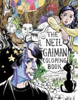 Omslag - The Neil Gaiman Coloring Book