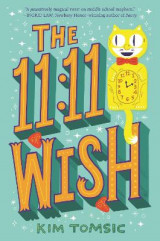 Omslag - The 11:11 Wish