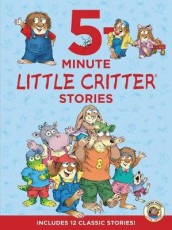 Little Critter: 5-Minute Little Critter Stories av Mercer Mayer (Innbundet)