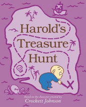 Harold's Treasure Hunt av Crockett Johnson (Innbundet)
