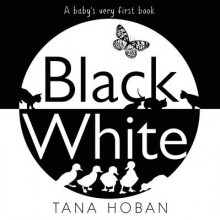 Black White av Tana Hoban (Heftet)