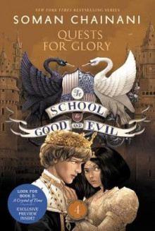 The School for Good and Evil #4: Quests for Glory av Soman Chainani (Heftet)
