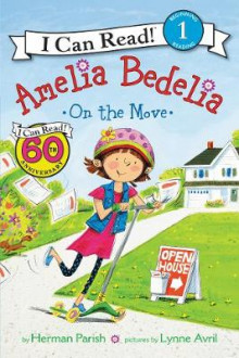Amelia Bedelia on the Move av Herman Parish (Heftet)