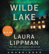 Wilde Lake av Laura Lippman (Lydbok-CD)