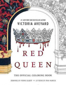 Red Queen: The Official Coloring Book av Victoria Aveyard (Heftet)