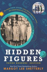 Omslag - Hidden Figures Young Readers' Edition
