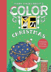 Mary Engelbreit's Color ME Christmas Book of Postcards av Mary Engelbreit (Heftet)