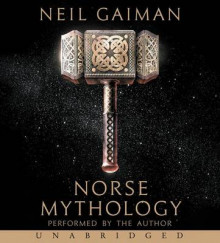 Norse Mythology av Neil Gaiman (Lydbok-CD)