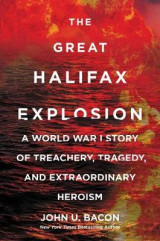 Omslag - The Great Halifax Explosion