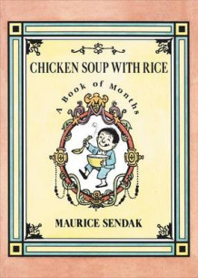 Chicken Soup with Rice Board Book av Maurice Sendak (Kartonert)