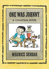 Omslag - One Was Johnny Board Book