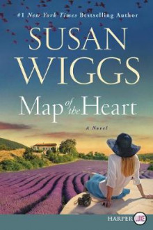 Map of the Heart av Susan Wiggs (Heftet)
