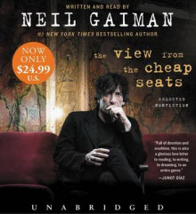 The View from the Cheap Seats Low Price CD av Neil Gaiman (Lydbok-CD)
