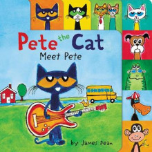 Pete the Cat: Meet Pete av James Dean (Kartonert)