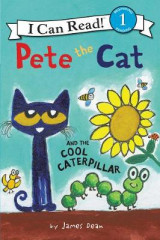 Omslag - Pete the Cat and the Cool Caterpillar