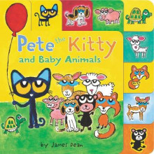 Pete the Kitty and Baby Animals av James Dean (Kartonert)