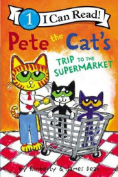 Pete the Cat's Trip to the Supermarket av James Dean (Innbundet)
