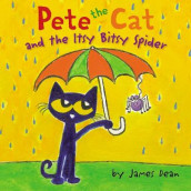 Pete the Cat and the Itsy Bitsy Spider av James Dean og Kimberly Dean (Innbundet)