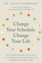 Omslag - Change Your Schedule, Change Your Life
