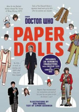 Omslag - Doctor Who: Paper Dolls