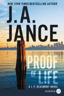 Proof of Life [Large Print] av J. A. Jance (Heftet)